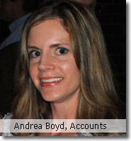 Andrea Boyd - Outback Solutions Office & Accounts
