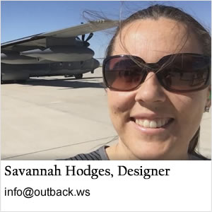 Savannah Hodges Outback Solutions