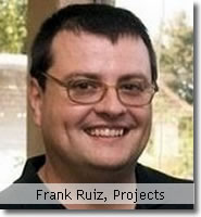 Email Frank Ruiz, Outback Solutions Project Consultant
