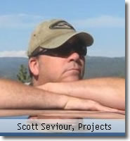 Email Scott Seviour, Outback Solutions Project Consultant